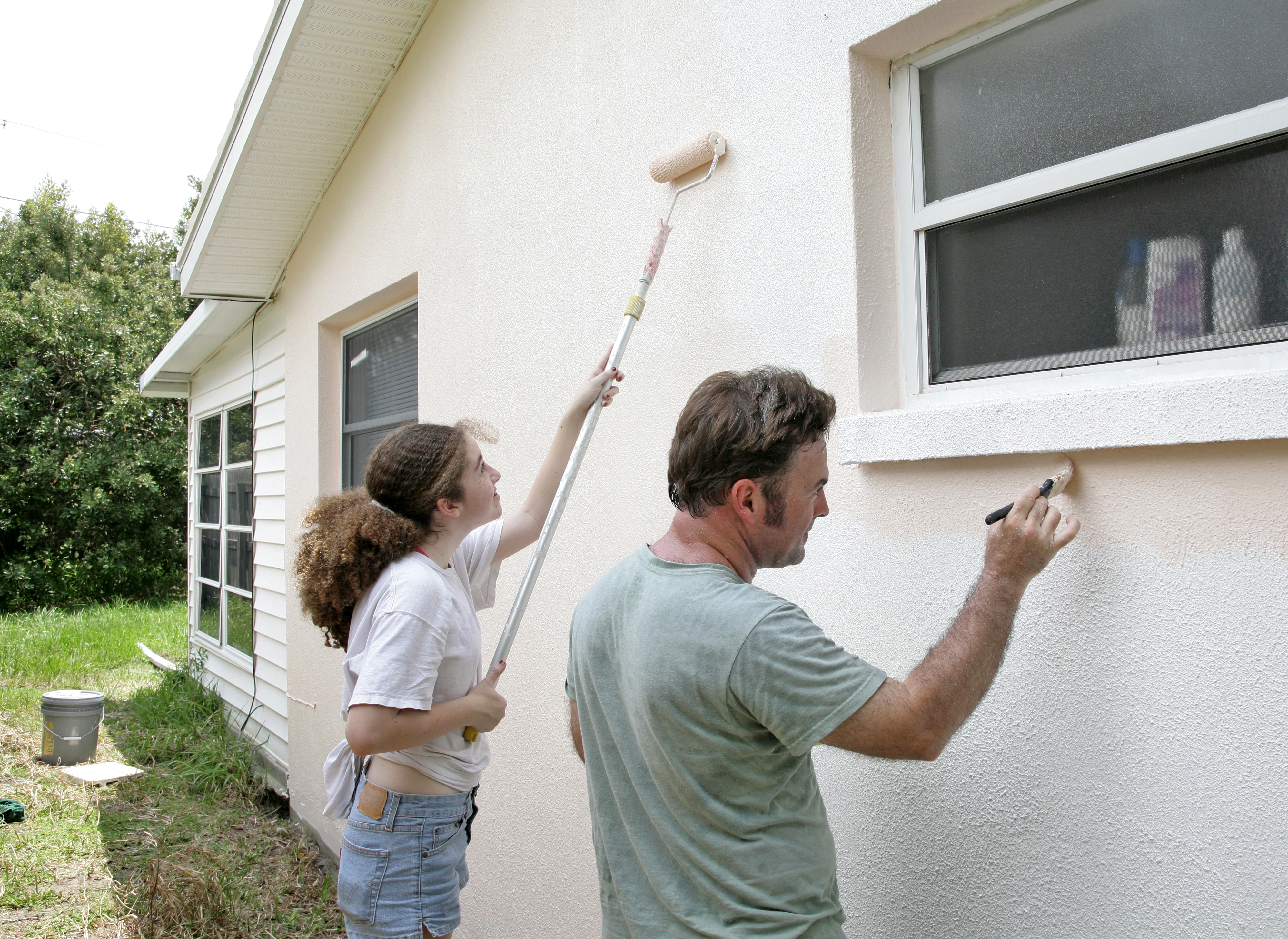 Residential Exterior Painting in Delran