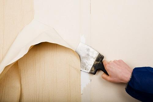Wallpaper Removal & Painting Services in Cherry Hill