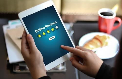 Online Reviews for Painting Companies