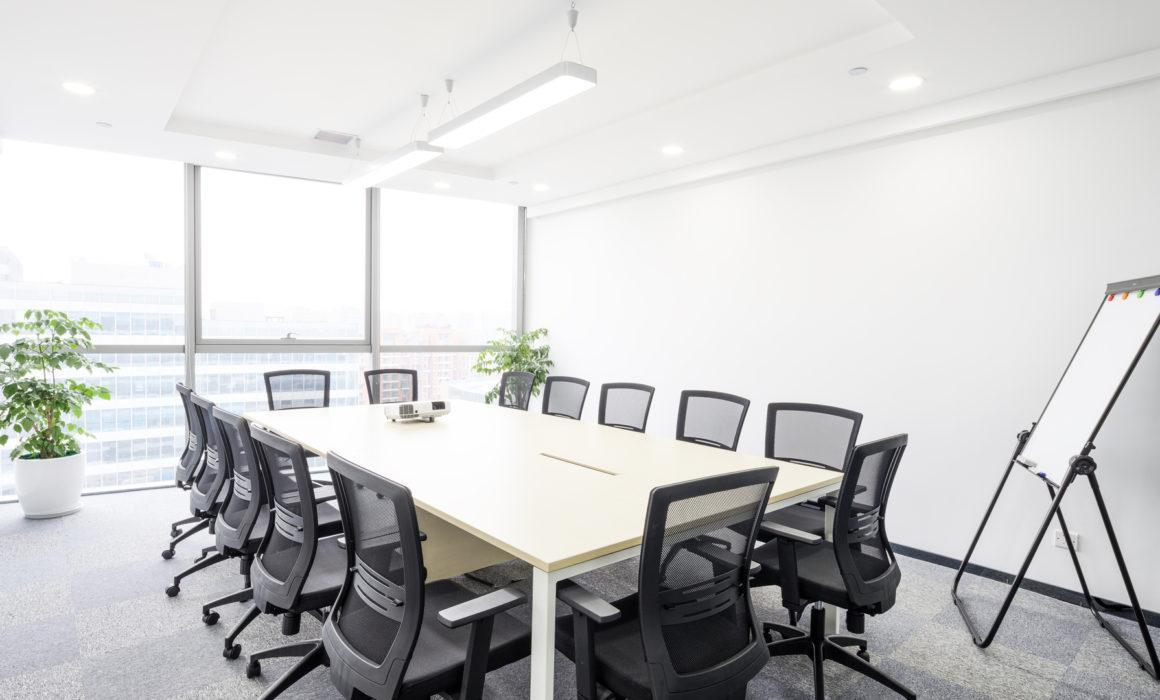 COLOR-UPDATING YOUR CONFERENCE ROOM