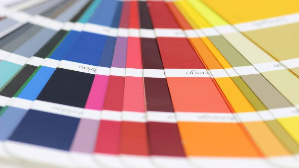 picking colors for your house