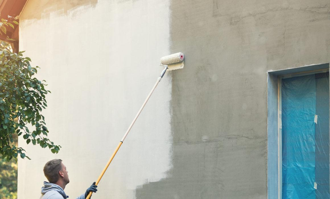 MUST-DOS BEFORE HOME EXTERIOR PAINTING