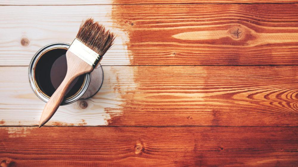 how to prep and paint a deck