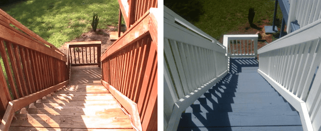 House Exterior Painting NJ – Before/After