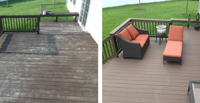House Painting Services – Before/After