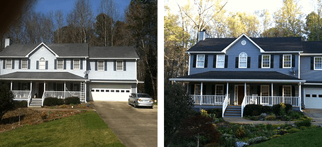 Before-After Residential Painting NJ