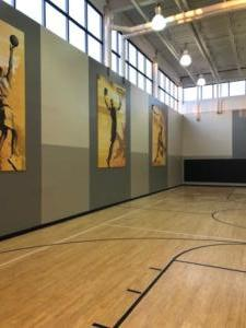 LA fitness gym painting job Cherry Hill NJ